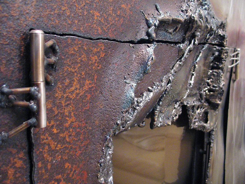 Kaminverkleidungen direkt vom Metall-Künstler kaufen | GAHR